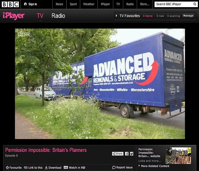 Best Removals Company GL5