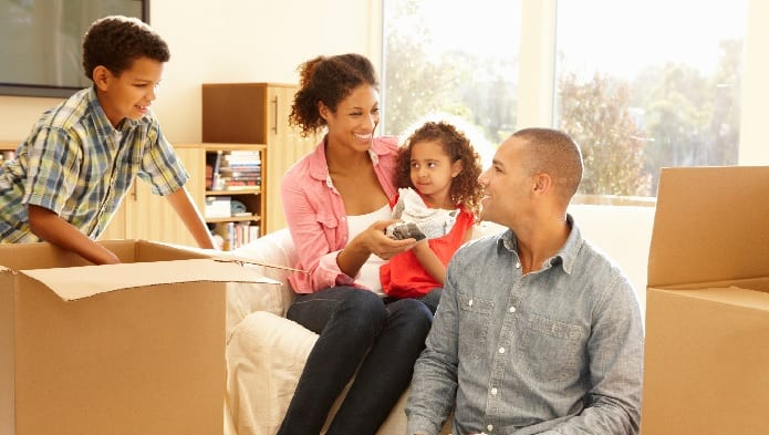 Moving house with children advanced removals storage When is the best time to move house