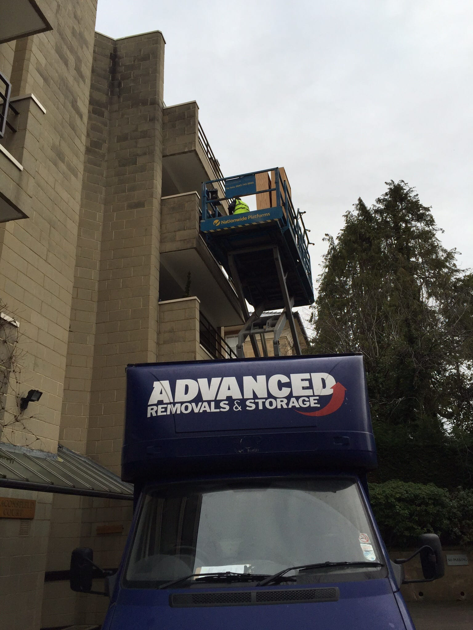 Best Removals Company GL4